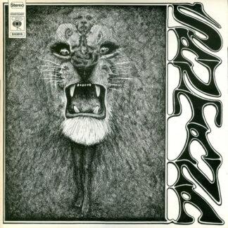 Santana - Santana (LP, Album)