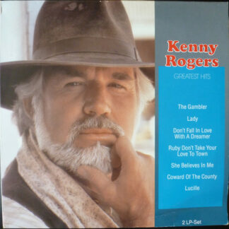 Kenny Rogers - Greatest Hits (2xLP, Comp)