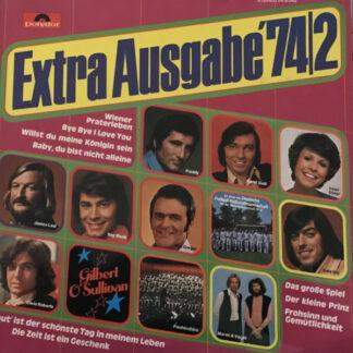 Various - Extra Ausgabe '74 / 2 (LP, Comp)