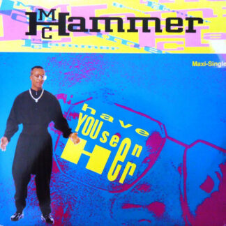 MC Hammer - Have You Seen Her (12