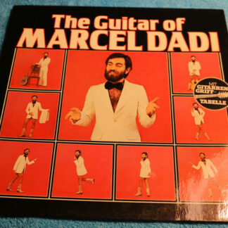 Marcel Dadi - The Guitar Of Marcel Dadi  (12