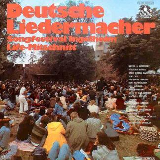 Various - Deutsche Liedermacher (Songfestival Ingelheim Life-Mitschnitt) (2xLP)