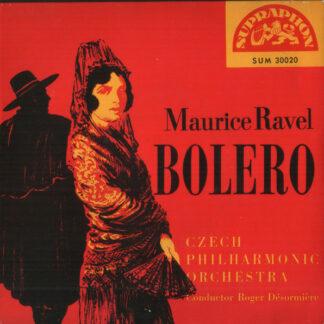 Maurice Ravel, Czech Philharmonic Orchestra*, Roger Désormière - Bolero (7