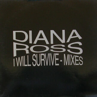 """Diana Ross - I Will Survive - Mixes (2x12"""")"""