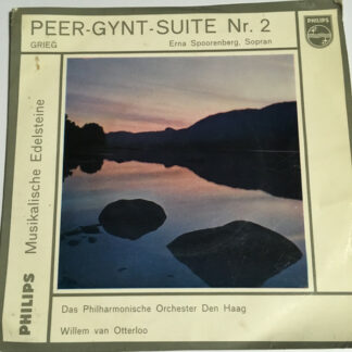 Philharmonisches Orchester Den Haag - Erna Spoorenberg Sopran Ltg.* - Peer-Gynt-Suite Nr. 2 (7