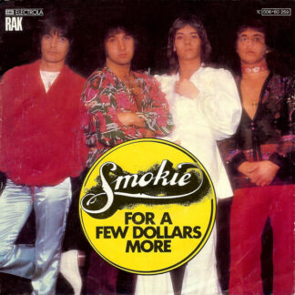 "Smokie - For A Few Dollars More (7"", Single, EMI)"
