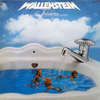 Wallenstein - Mother Universe (LP, Album, RE)