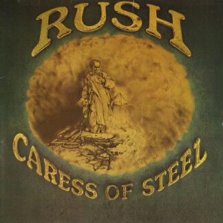 Rush - Caress Of Steel (LP, Album, Gat)