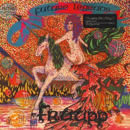 Fruupp - Future Legends (LP, Album, RE, 180)