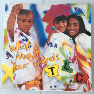 """TLC - What About Your Friends (12"""", Single)"""