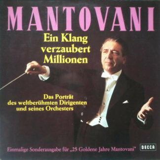 Mantovani - Ein Klang Verzaubert Millionen (LP, Comp)