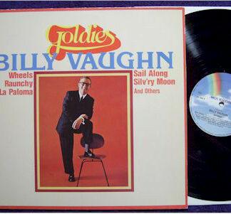 Billy Vaughn - Goldies (LP, Comp, Club)