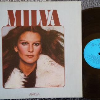 Milva - Milva (LP, Comp, blu)