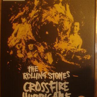 The Rolling Stones - Crossfire Hurricane (DVD, Sli)