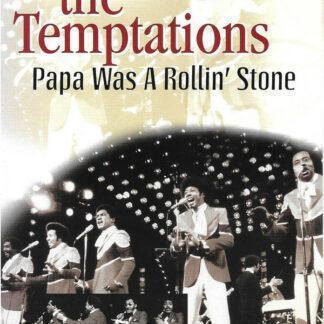 The Temptations - In Concert (DVD-V)