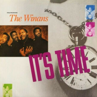 """The Winans - It's Time (12"""", Maxi)"""
