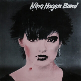 Nina Hagen Band - Nina Hagen Band (LP, Album)