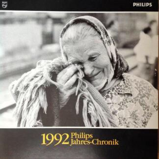Various - Philips Jahres-Chronik 1992 (CD, Comp)