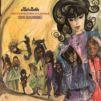 Kali Bahlu - Cosmic Remembrance (LP, Album, RE, RM)